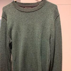 Men's banana republic merino wool sweater small
